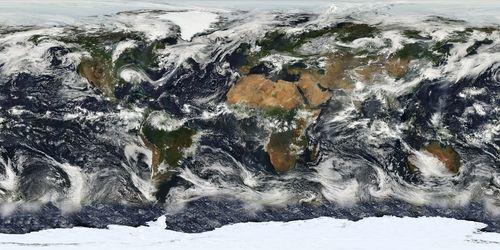 circulation météo générale pour cours de météo