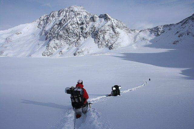 la météo pour le ski de randonnée